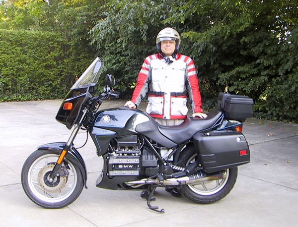 1993 BMW K75 Motorcycle