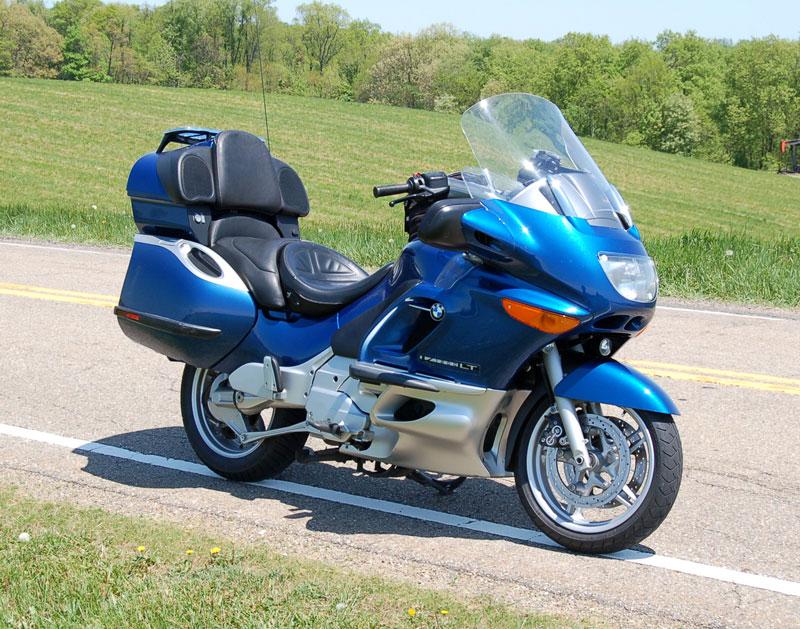 the touring bmw k1200lt station bike. Black Bedroom Furniture Sets. Home Design Ideas